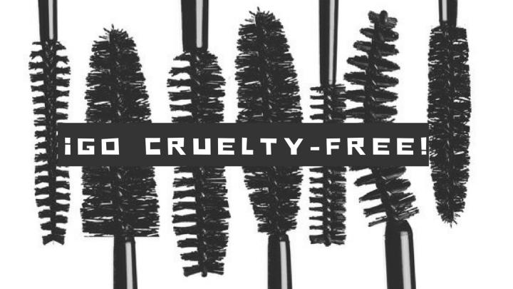 ¡Go Cruelty-Free!
