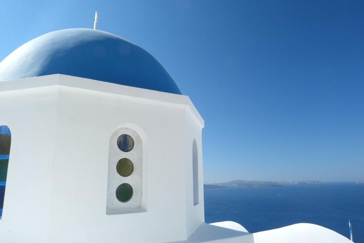 Travel Diary: Santorini |Mykonos