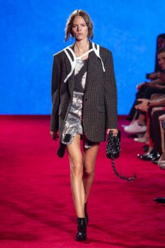 Calvin Klein NYFW /Photo by: Harper's Bazaar