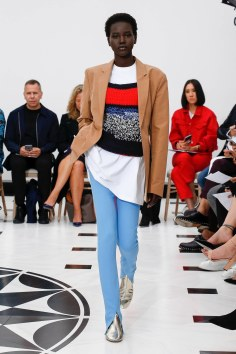 Victoria Beckham LFW / Photo by: Vogue UK